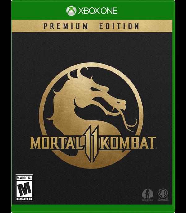 mk 11 premium edition xbox one