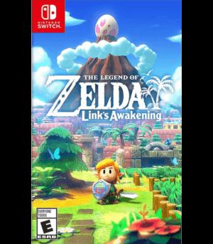 Legend of Zelda Link's Awakening Switch