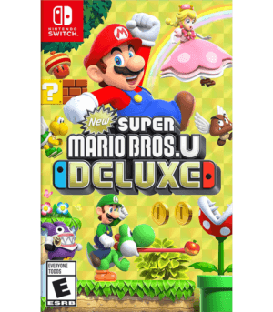 New Super Mario Bros Switch