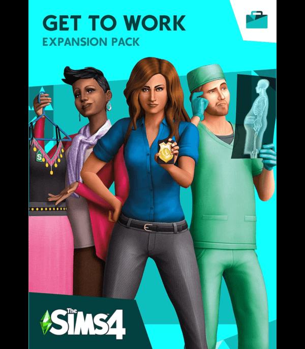Sims 4 a Trabajar