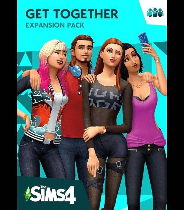 Sims 4 quedamos