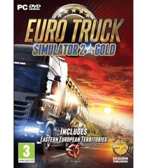 Euro Truck Simulator 2 Gold Edition Steam