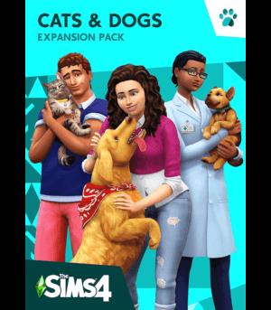 Sims 4 Perros y Gatos Origin