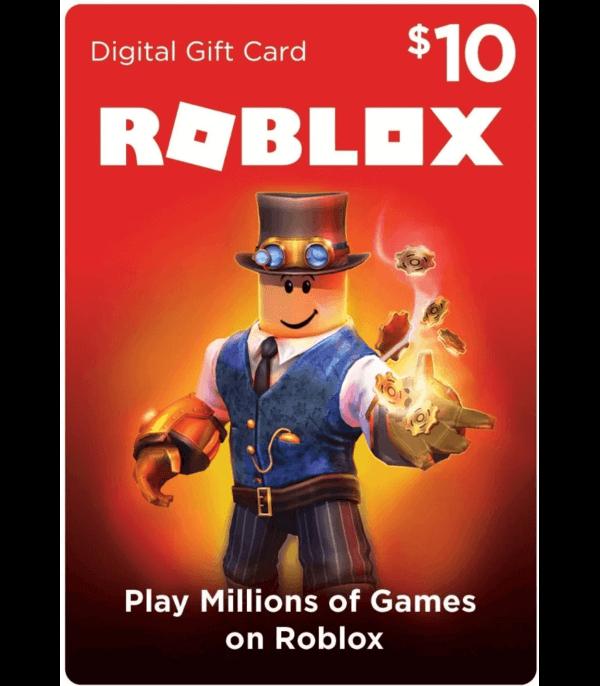 Robux 10 usd Roblox