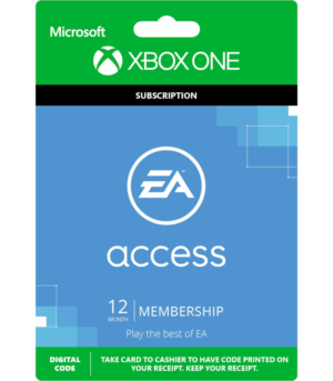 EA Play 12 Meses Xbox one