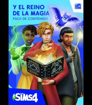 Sims 4 Y el reino de la magia