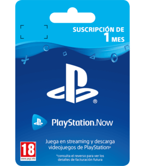 Ps Now 1 Mes