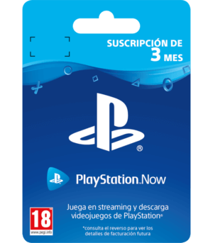 Playstation Now 3 Meses