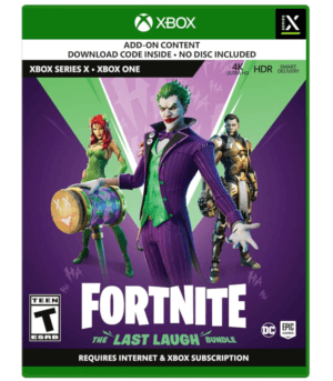 Fortnite Last Laugh Xbox