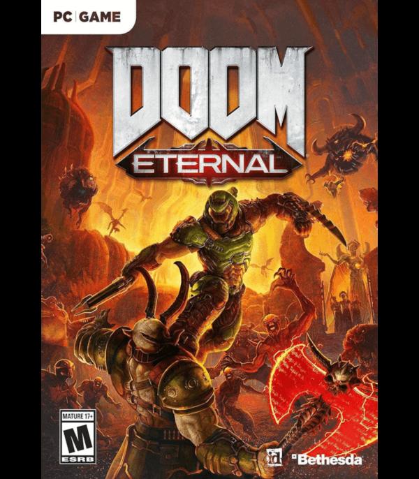 Doom Eternal Pc Bethesda