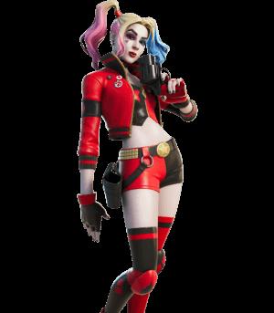 Fortnite Skin Harley Quinn