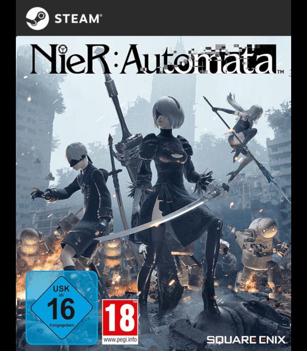 NieR Automata Pc Steam